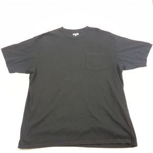 Duluth Men's T-Shirt Size 2XL Black SK21
